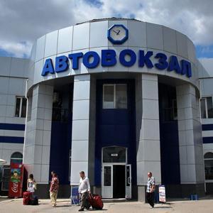 Автовокзалы Владимира
