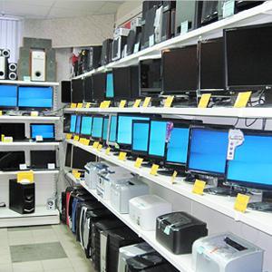 Компьютерные магазины Владимира