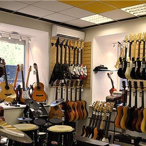 Музыкальные магазины Владимира