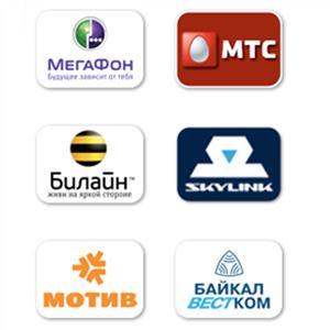 Операторы сотовой связи Владимира