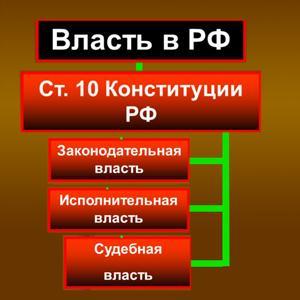 Органы власти Владимира