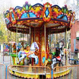 Парки культуры и отдыха Владимира