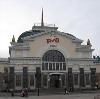 Железнодорожные вокзалы в Владимире