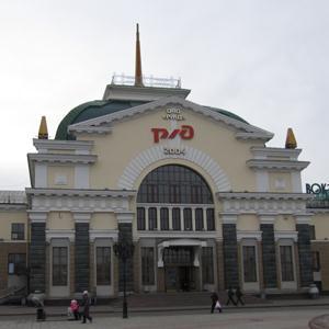 Железнодорожные вокзалы Владимира